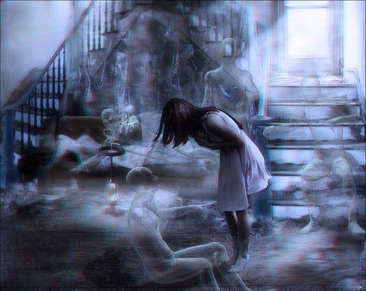 Anathema - Art by Arthur Ramsey