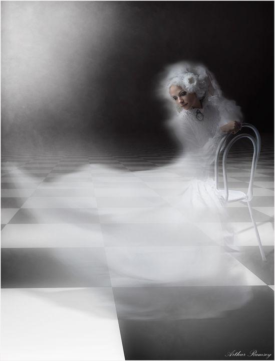 Portrait of a Ghost - Art by Arthur Ramsey