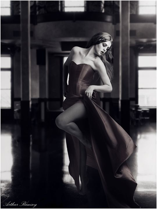 Countess Valentine - Art by Arthur Ramsey