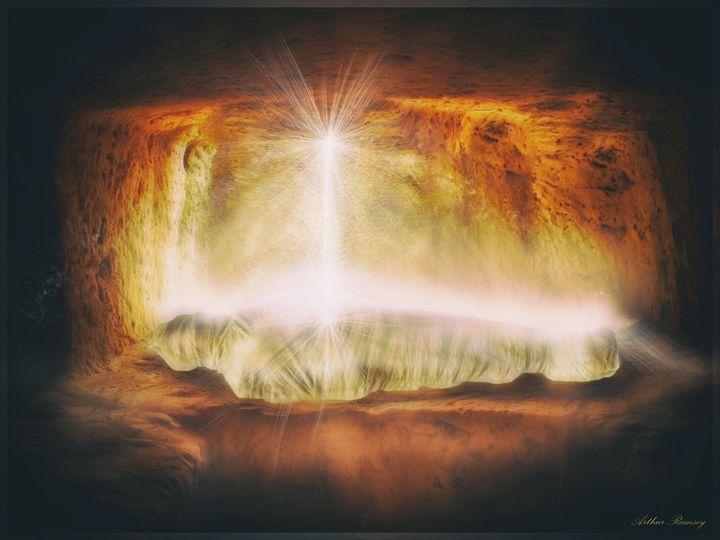 Light Source - Art by Arthur Ramsey