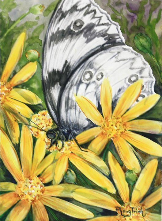 Daisy Song - Phong Trinh Watercolor