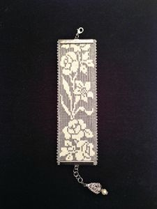 """Lily Rose"" - Handcrafted Jewelry by Patricia Bowe Designs"