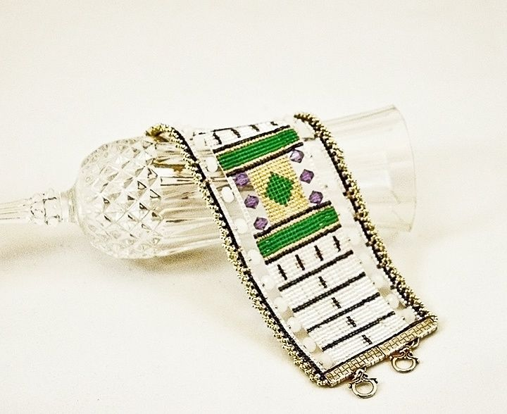 """""""Sophisticated Deco"""" - Handcrafted Jewelry by Patricia Bowe Designs"""