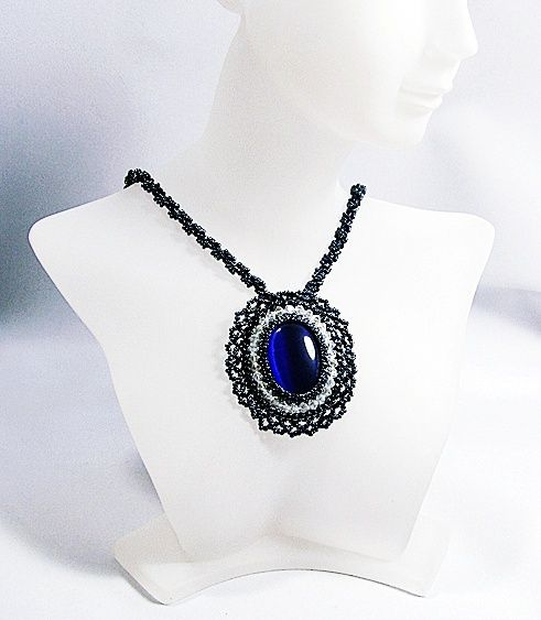 """""""Eye on the Stars"""" - Handcrafted Jewelry by Patricia Bowe Designs"""