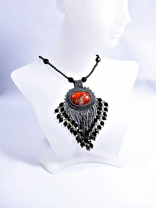 """Lifeforce"" - Handcrafted Jewelry by Patricia Bowe Designs"