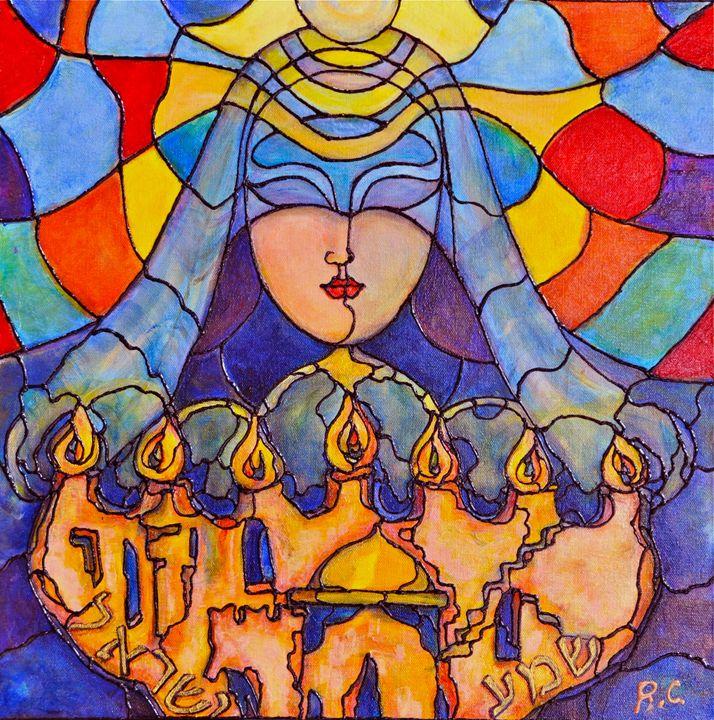 Prayer - Art by Rae Chichilnitsky