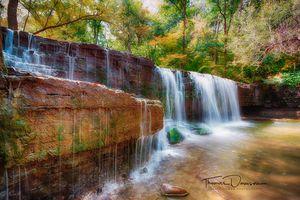 Hidden Falls - Davison Photography LLC