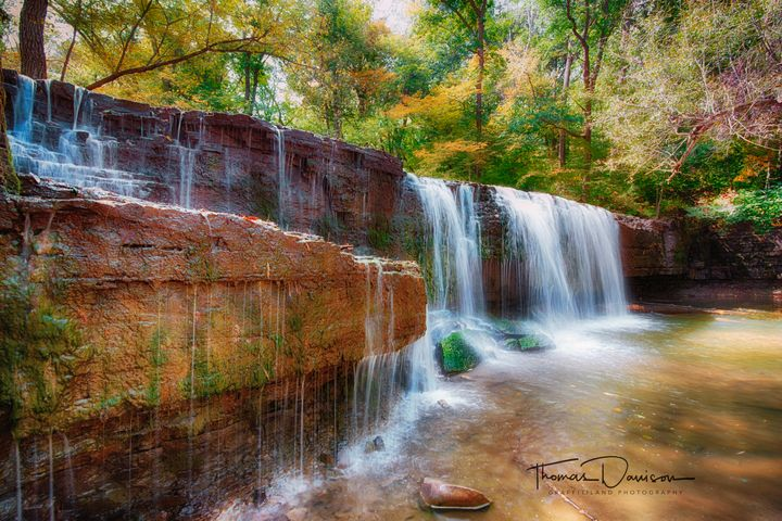 Hidden Falls - Davison Photography LLC