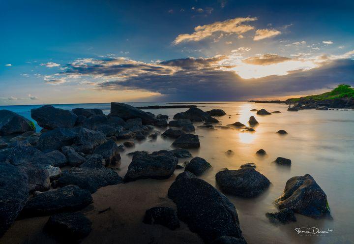 Hawaii Sunset - Davison Photography LLC
