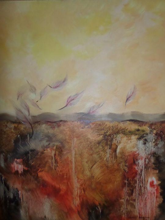 Rhythm of equanimity - Lakmini Amararatne