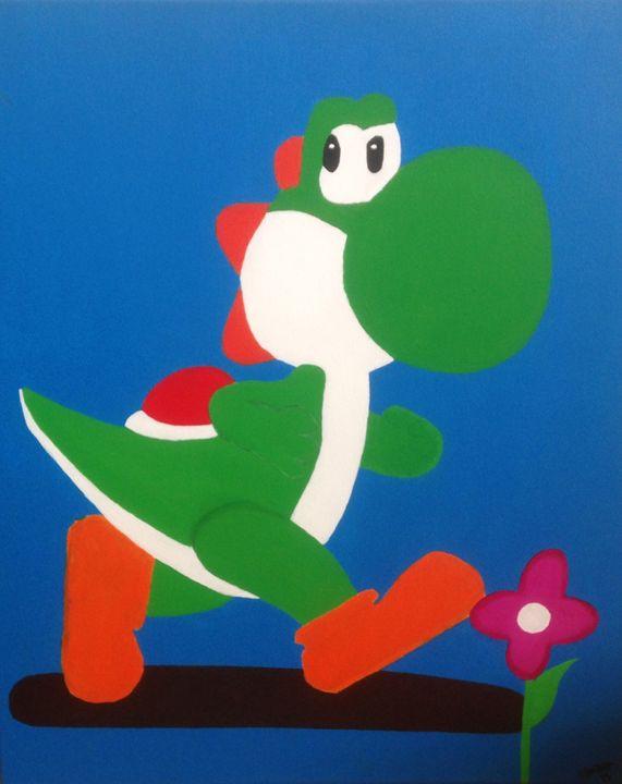 Yoshi - Brittanny Sylvester
