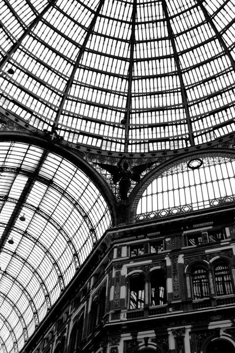 Galleria Umberto - DANIEL RAVEL PHOTOGRAPHY