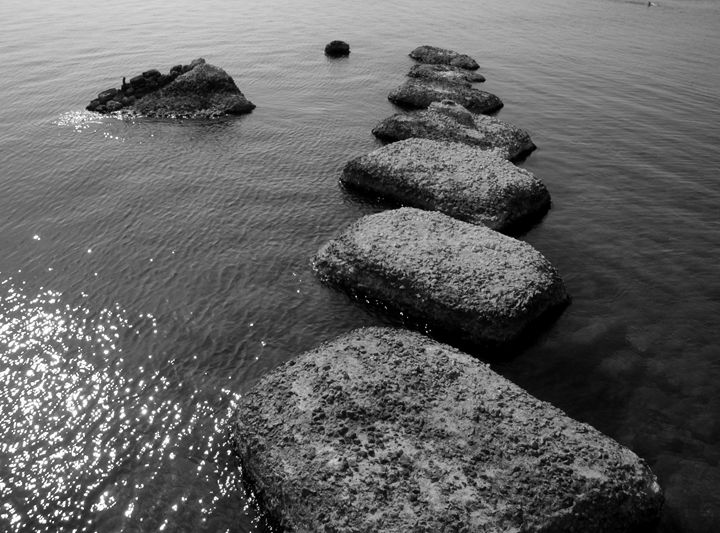 Stepping Stones - DANIEL RAVEL PHOTOGRAPHY