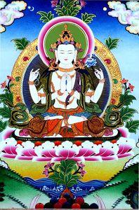 The Buddha of Compassion