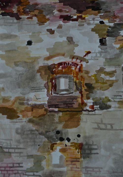 Ruins - Weronika Kozak