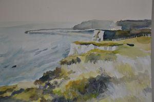 Cliffs in Dover