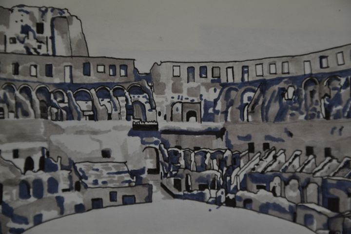 Colosseum - Weronika Kozak