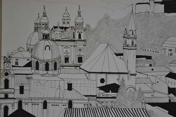 Salzburg - Weronika Kozak