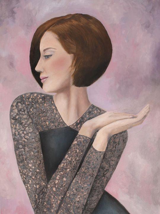 Portrait - Tiina Tanila