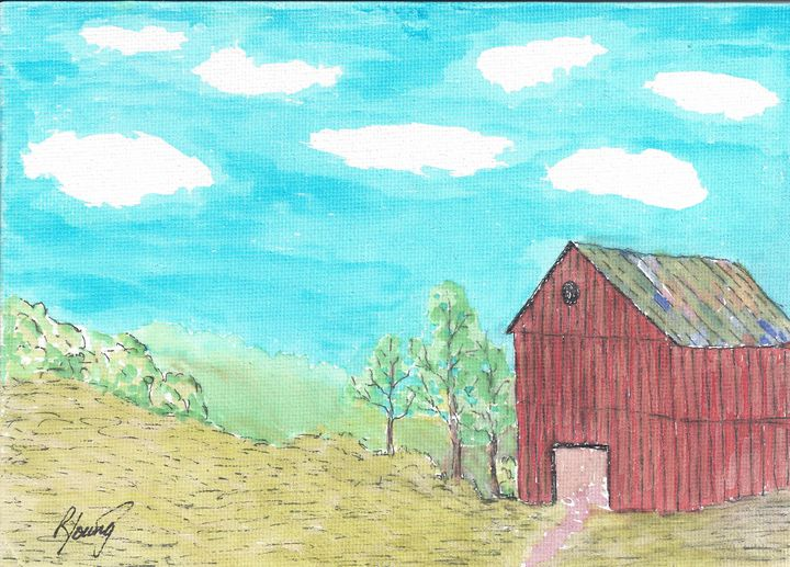 The Red Barn - Reyoung3