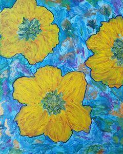 Aquatic flowers