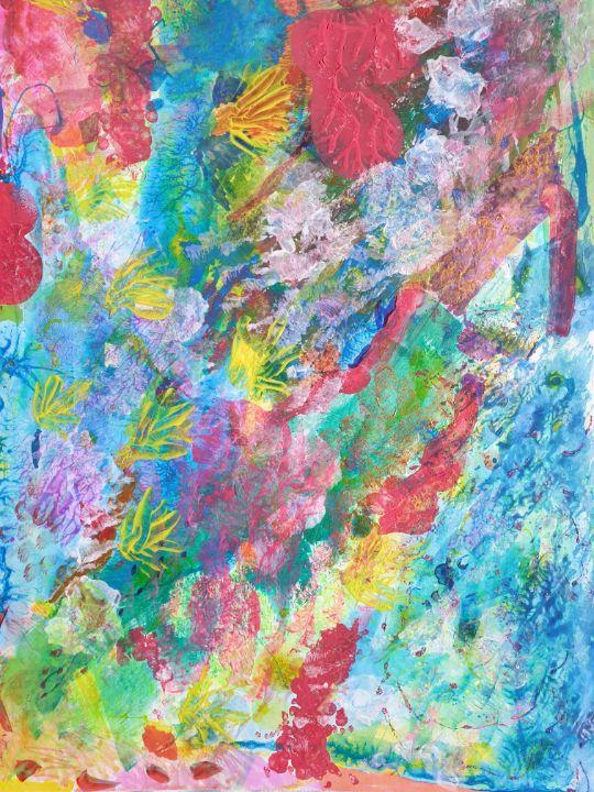 Remedy - Andra Larisa Abstract Art