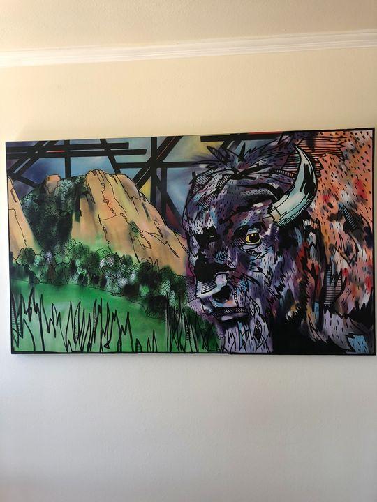 1/1 by Limpio Designs Buffalo - D-Skach