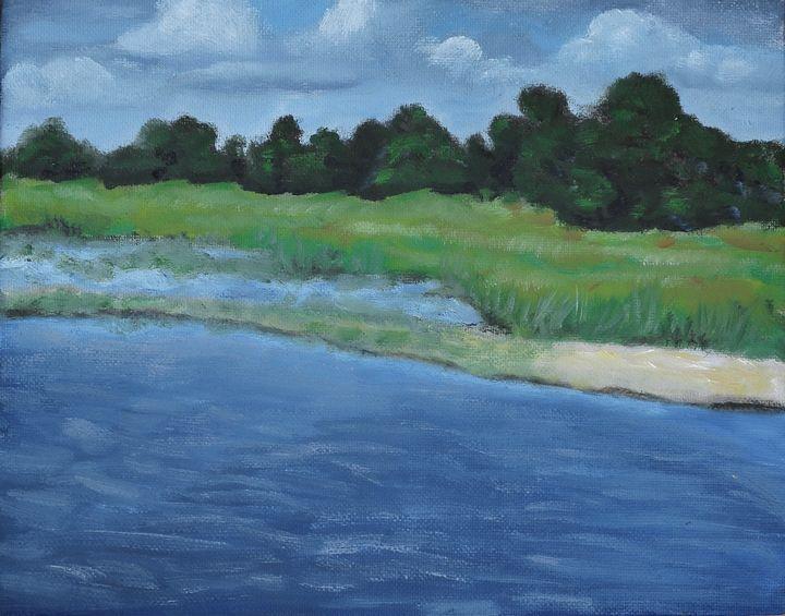 Botswana Chobe River I - Suzanne Leighton