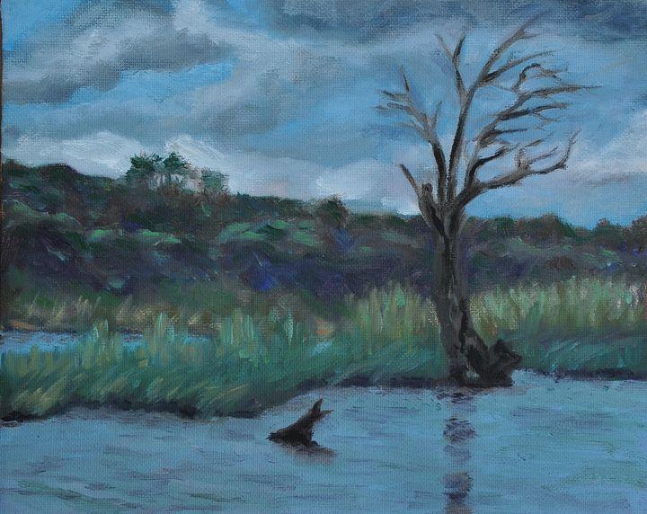 Botswana Chobe River II - Suzanne Leighton