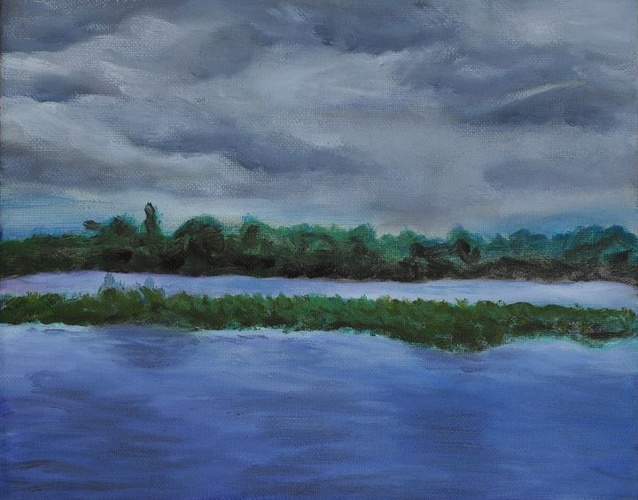 Botswana, Chobe River III - Suzanne Leighton