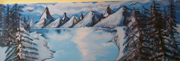 Winter wonderland - Best New York Art