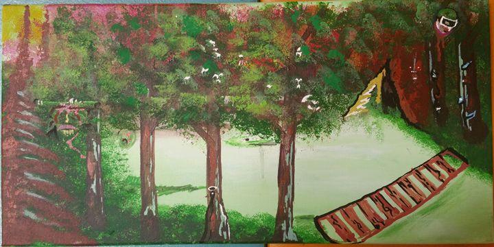 Forest - Best New York Art