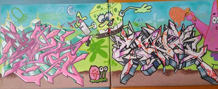 Sponge Bob - Best New York Art
