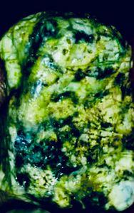 "Artifact - Alien artwork ""by, R.C."