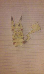 Pikachu Thunder