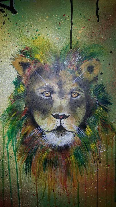 Zion the Lion - Amix88