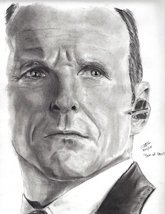 Phil Coulson - Theta Illustration