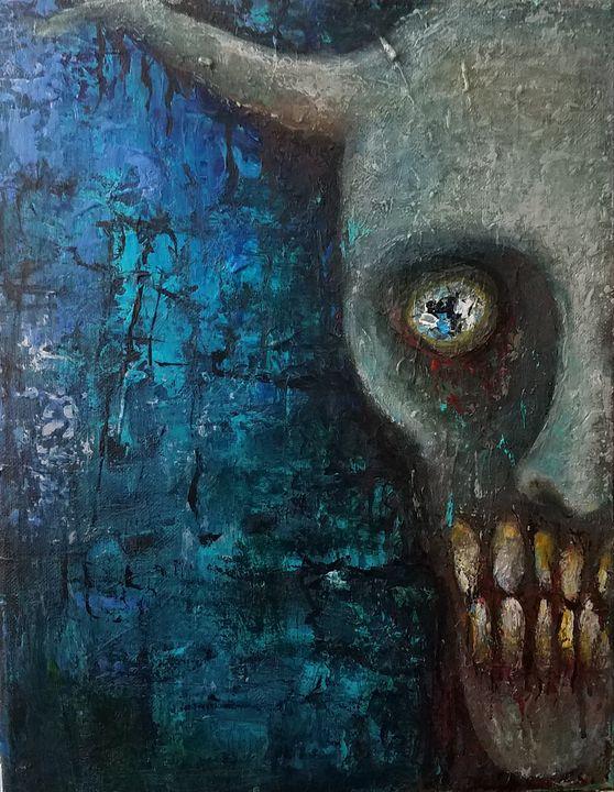 Out of Blue - Milo Fine Art