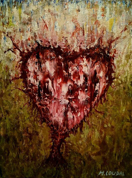 Growing Heart - Milo Fine Art