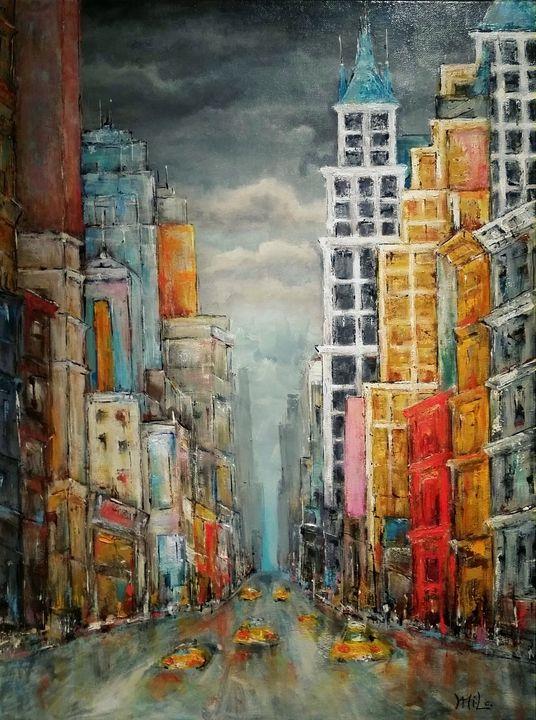 NY City - Milo Fine Art