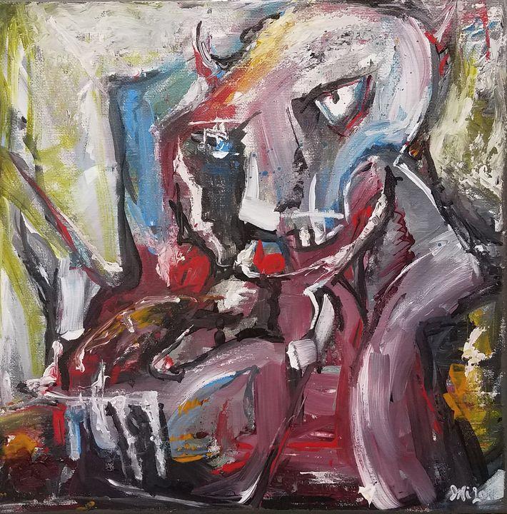 Devils Breakfast - Milo Fine Art