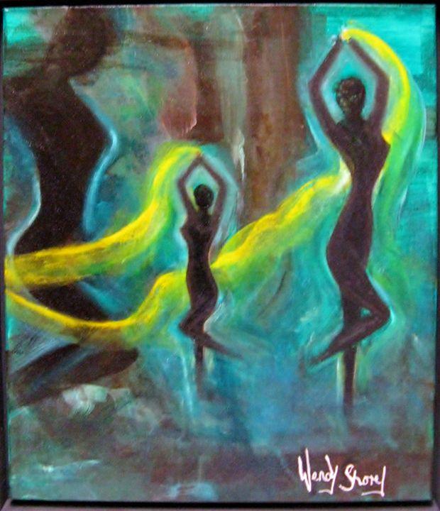 Freedom Dance - wendys art
