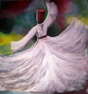 """Whirling Dervish"""