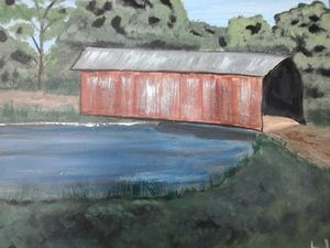 'Covered Bridge""