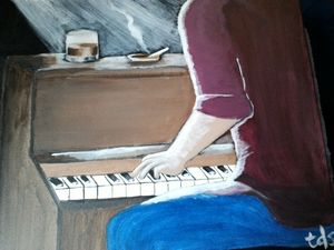 """Tickling the Ivories"""