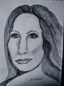 Barbra Streisand, sketch