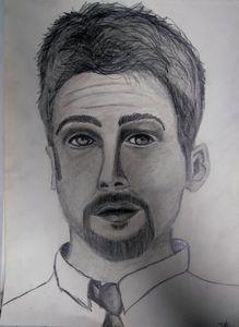Brad Pitt Sketch