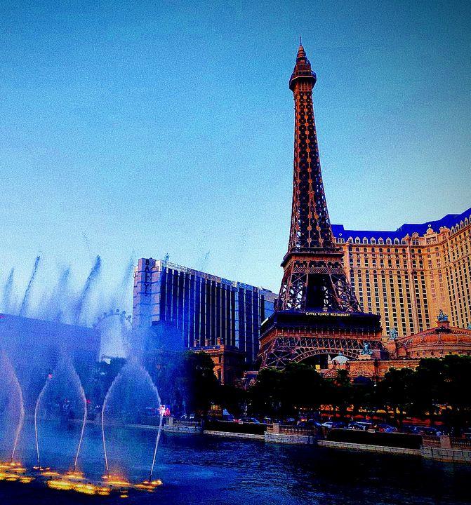 Vegas City View - City View Photographs