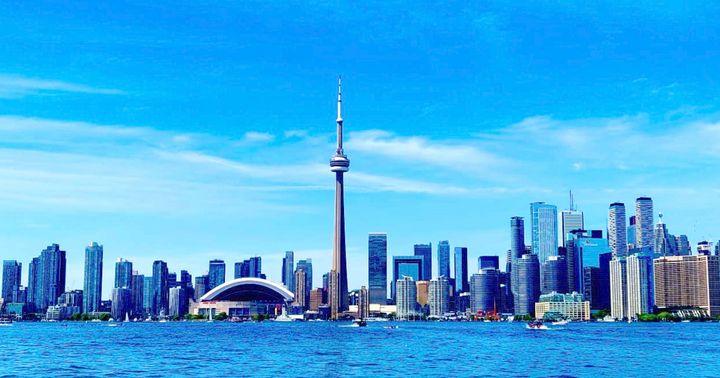 Toronto City Skyline - City View Photographs