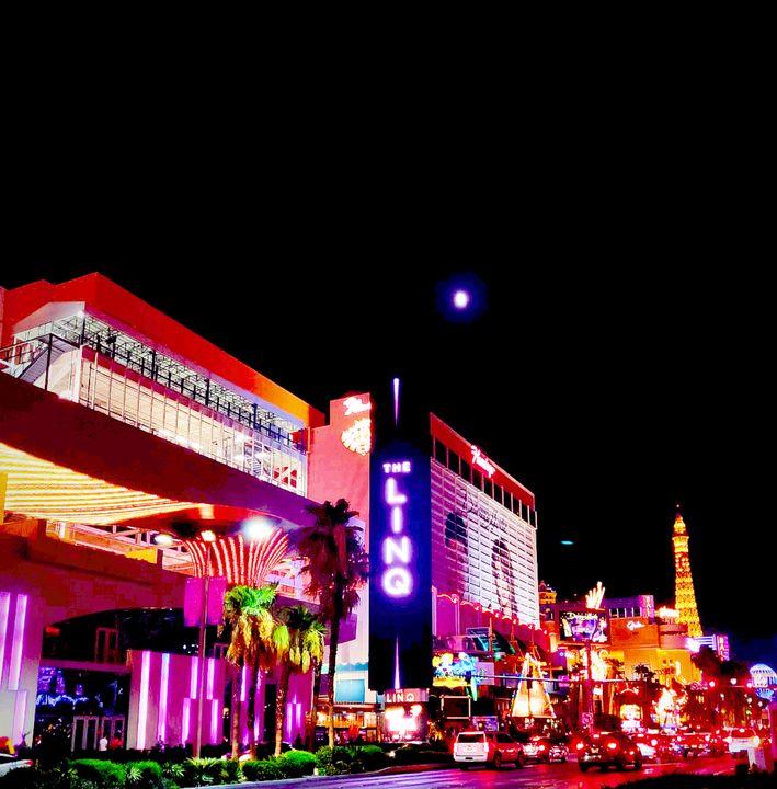 The LINQ Hotel - Las Vegas - City View Photographs